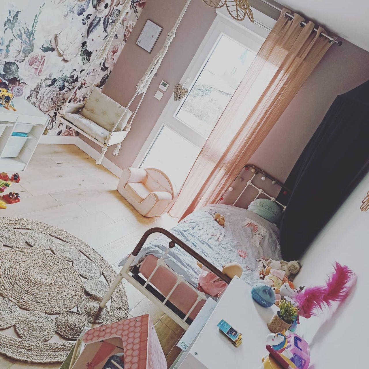 Une chambre toute douce, à l'image de ma princesse!