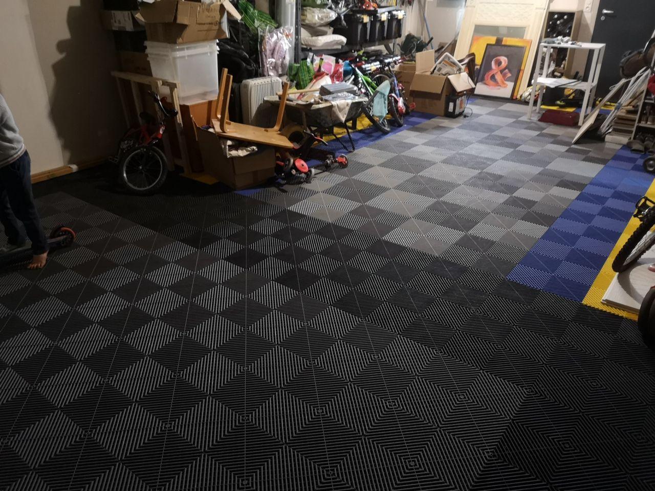 pvc garage