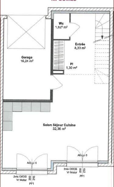 maison de 5 m de large