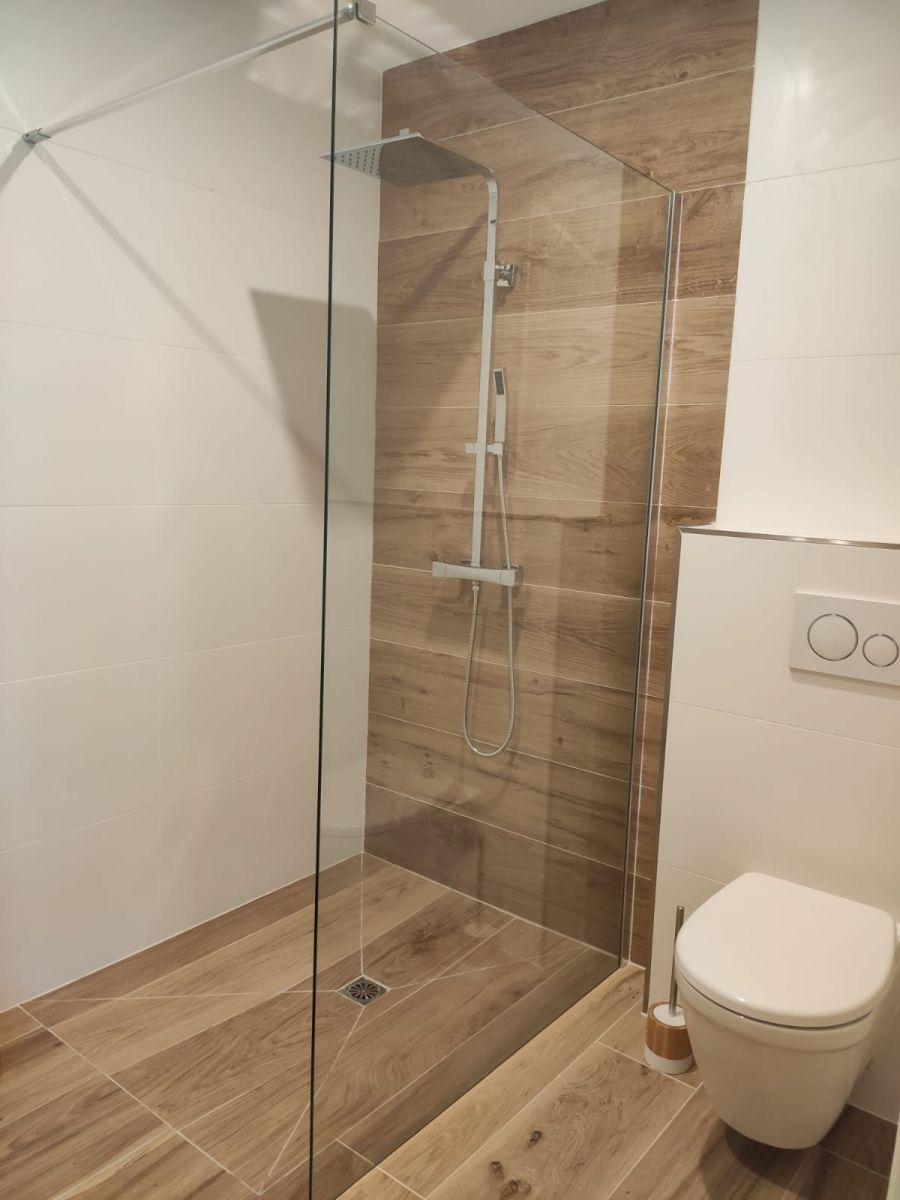 Salle de bain pool house