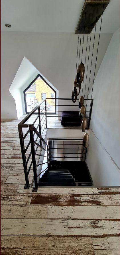 Escalier metalsalle ciné open space