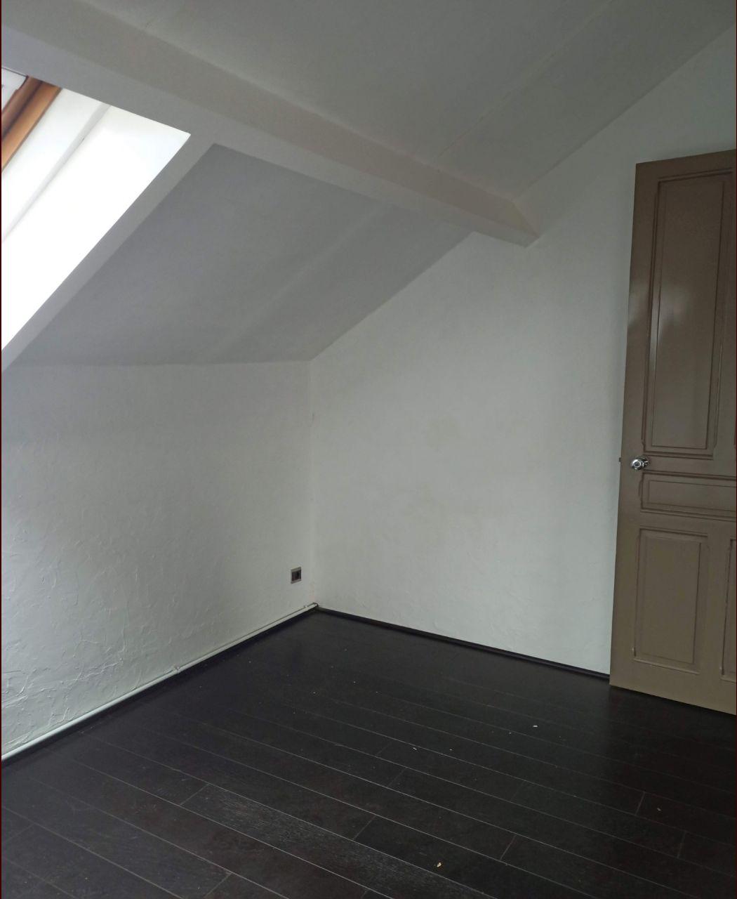 Le second étage restera sûrement quelques années ainsi, puisque nous nous concentrerons sur les étages inférieurs dans un premier temps.