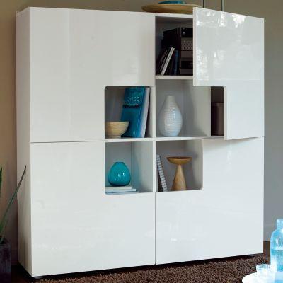 Des achats pour les salles de bains notre chambr e - Grand meuble de rangement salon ...