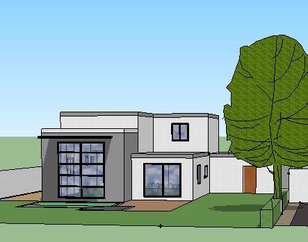 Plans de maisons carrées - Cote D'or (21) - décembre 2010