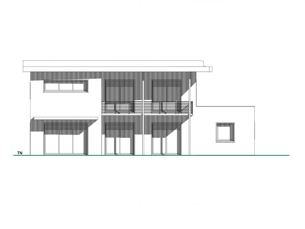 la facade nord dessin la facade sud dessin le pignon est dessin cote d 39 or. Black Bedroom Furniture Sets. Home Design Ideas
