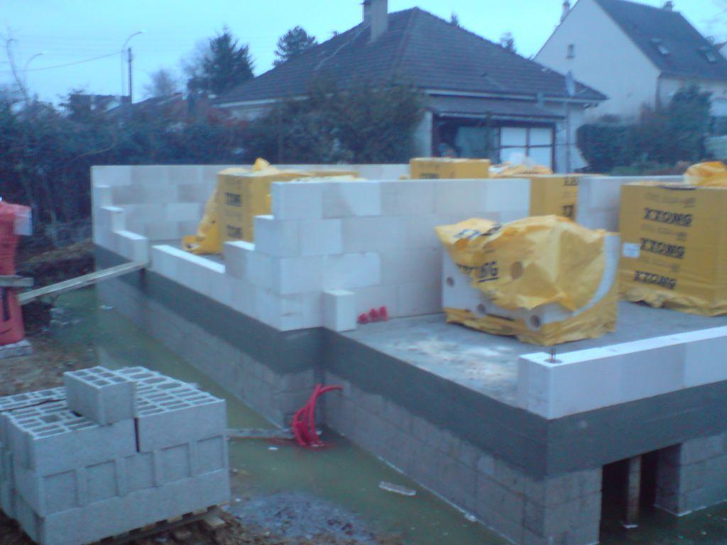 Besoin d 39 un drainage autour de la maison terrain argileux 30 messages - Drain maison terrain argileux ...