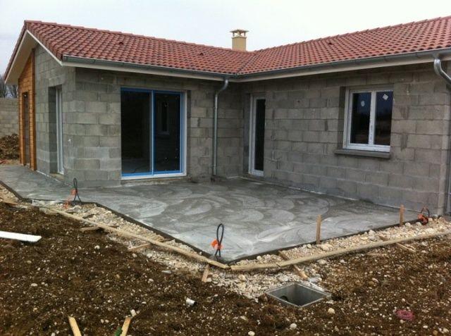 Construction 01 par maison c vi loyettes ain for Assainir maison humide