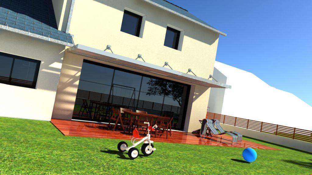 Plans de maisons rectangulaires - Finistere (29) - janvier 2011