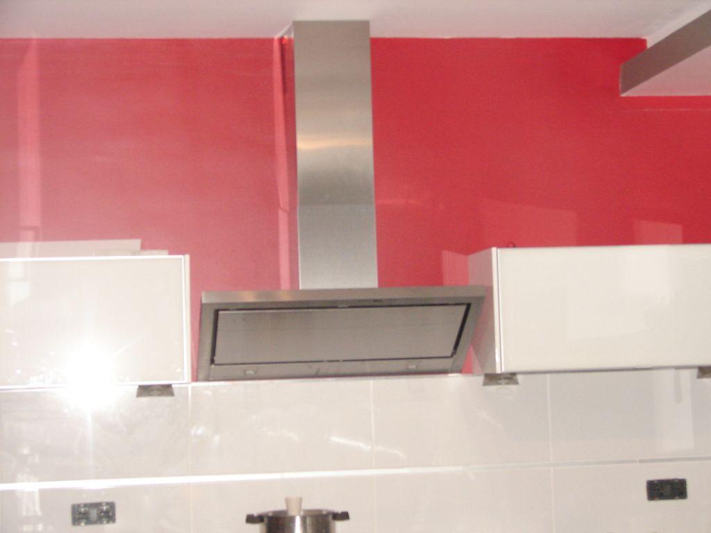Photo cuisine 9m2 rev tement peinture vaucluse 84 for Deco cuisine 9m2