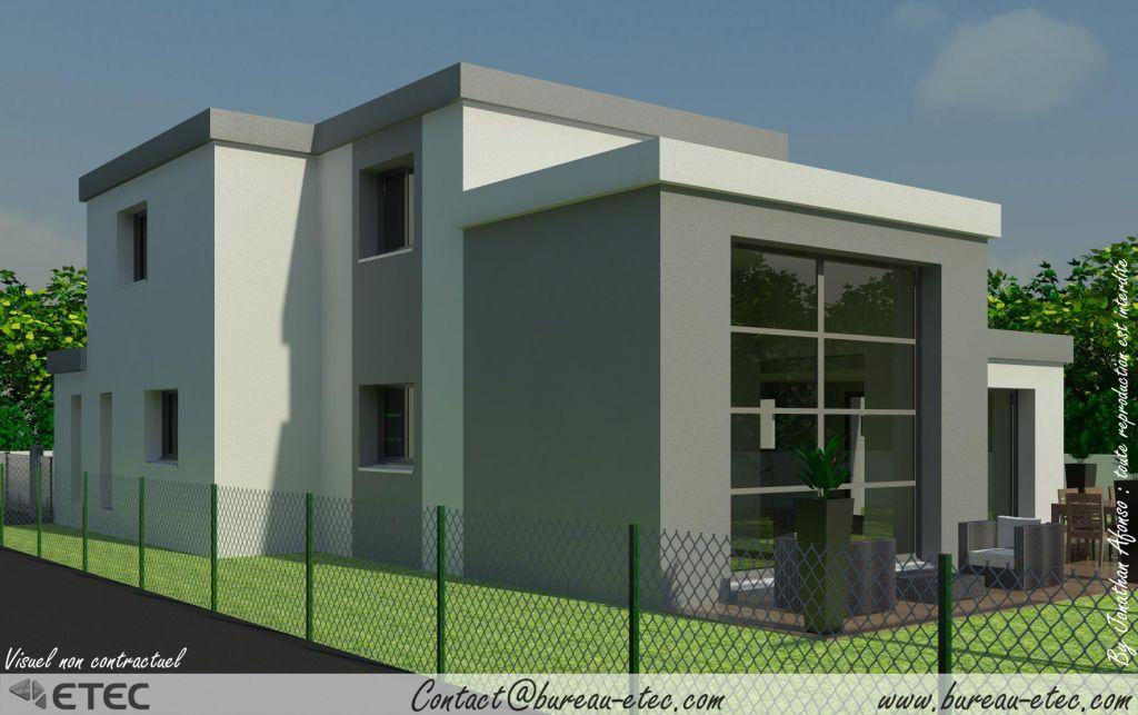 Plans de maisons carrées - Cote D'or (21) - janvier 2011
