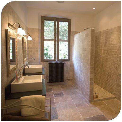 Aide pour cloison douche 4 messages for Cloison vitree pour salle de bain