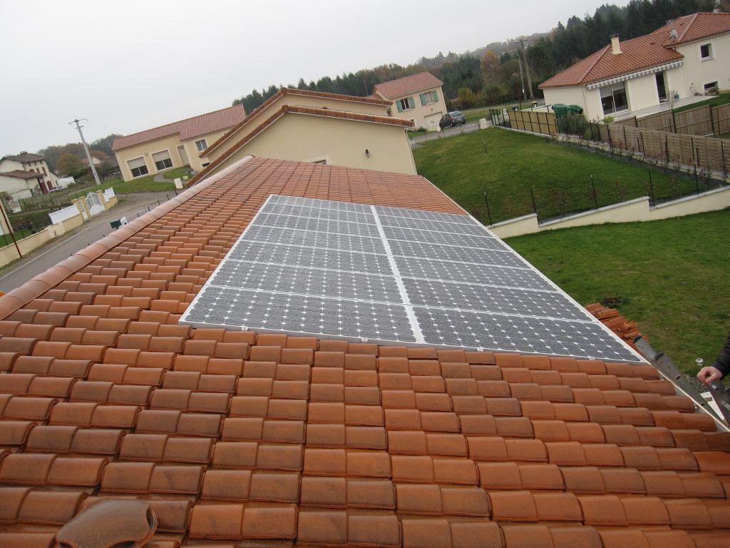 orientation panneau photovoltaique installation