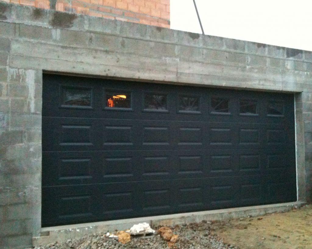 Porte sectionnelle 4m 4m50 ou 5m 136 messages page 8 for Porte de garage fame avis