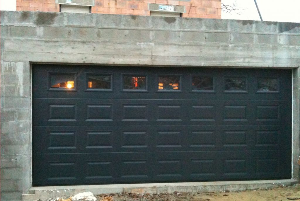 Porte sectionnelle 4m 4m50 ou 5m 136 messages page 8 for Porte de garage 5m hormann