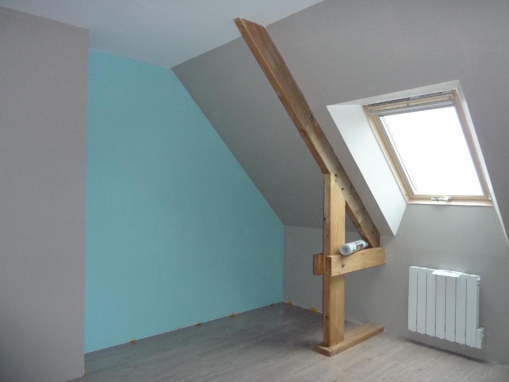 Chambre bleu turquoise et taupe photos de conception de for Chambre taupe turquoise
