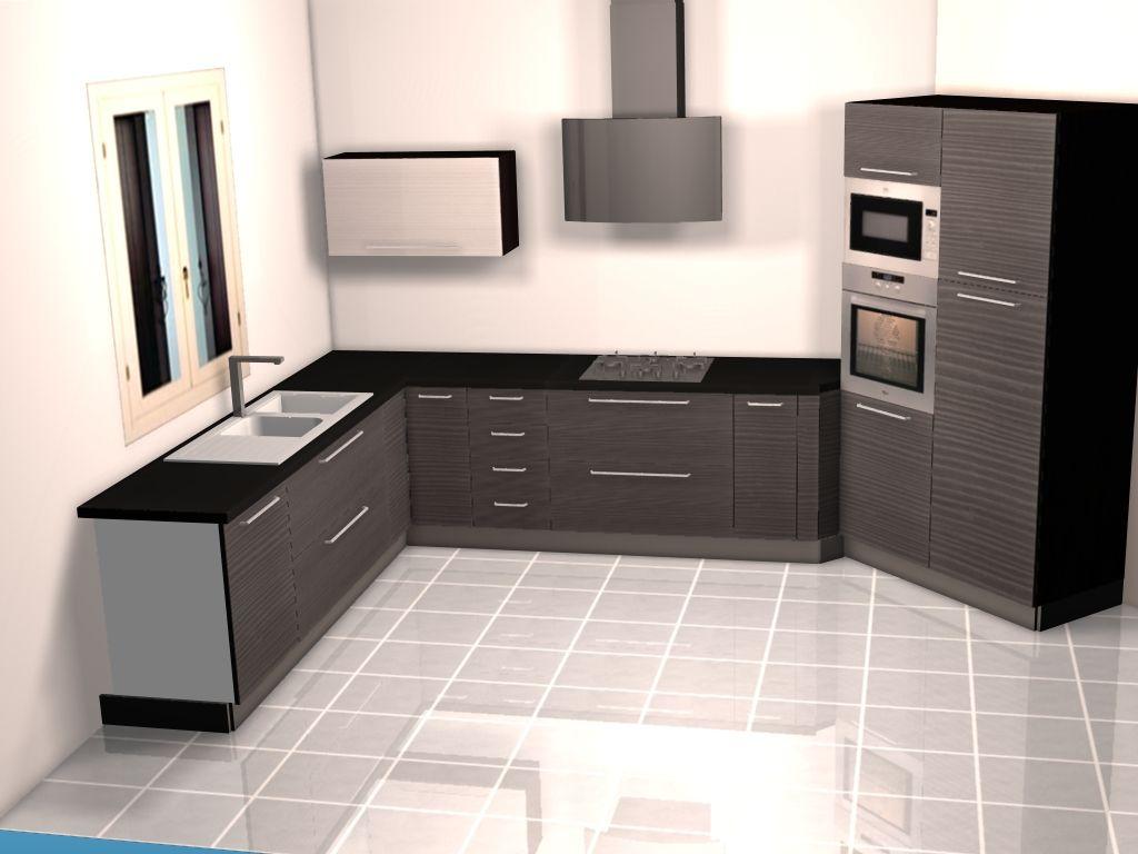 Chappe de finition commande meubles de salle de bain for Commande meubles concept