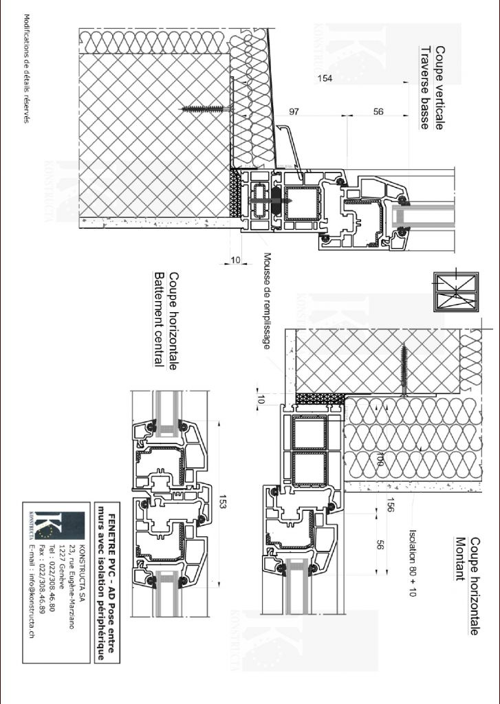traitement menuiserie ext avec isolation exterieur 21 messages. Black Bedroom Furniture Sets. Home Design Ideas