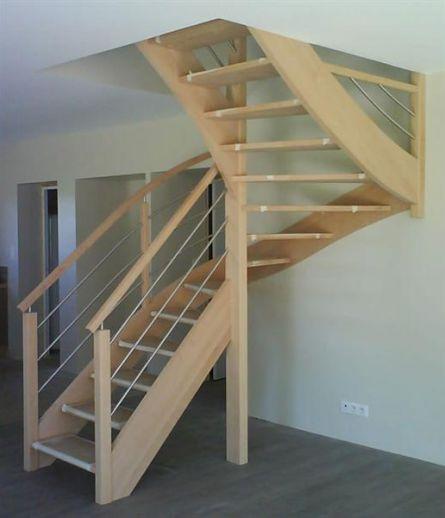 placer un escalier dans une maison ventana blog. Black Bedroom Furniture Sets. Home Design Ideas
