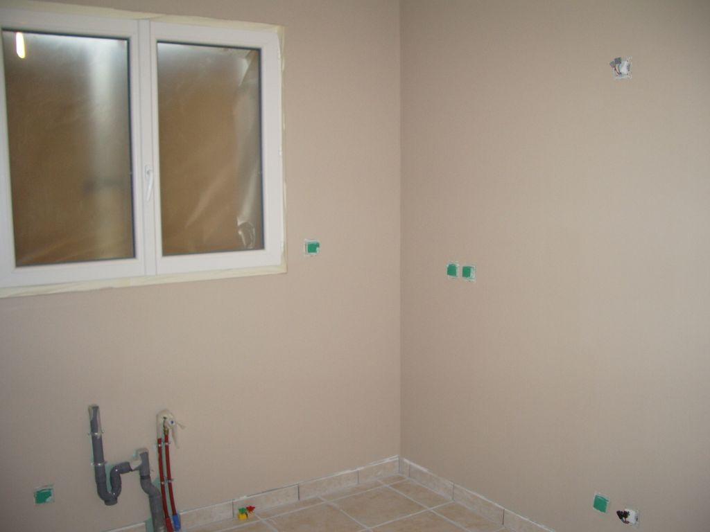 Salle de bain fini  notre chambre  peinture pièce à