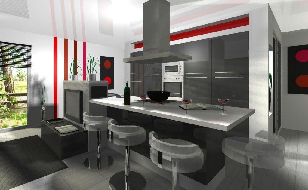 Les projets implantation de vos cuisines 8838 messages for Simulation implantation cuisine