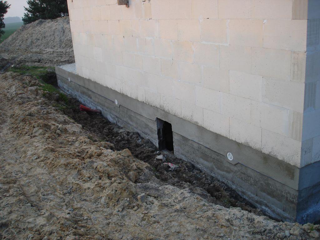 Mont e des murs et ouvertures presque murs elev s finitions vide sanit - Enduit hydrofuge vide sanitaire ...