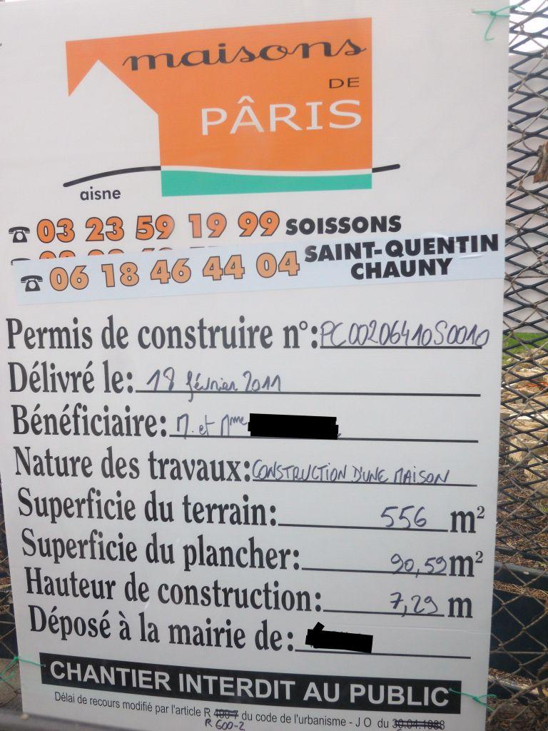Le bonheur d une famille belleu aisne - Forum permis de construire ...