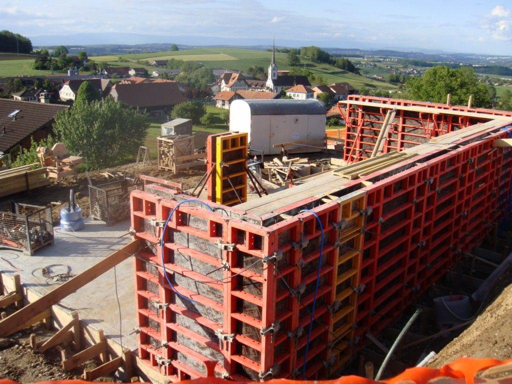 100 maison beton cellulaire en r maison beton for Materiaux de construction maison