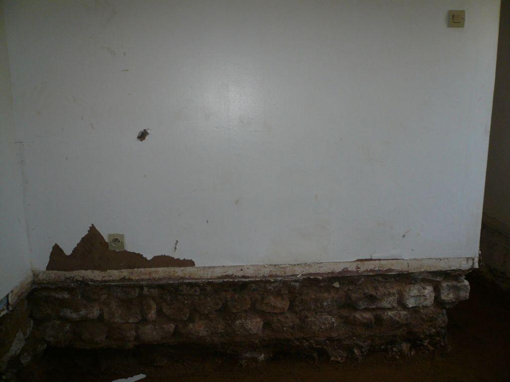 doublage de murs humides. Black Bedroom Furniture Sets. Home Design Ideas