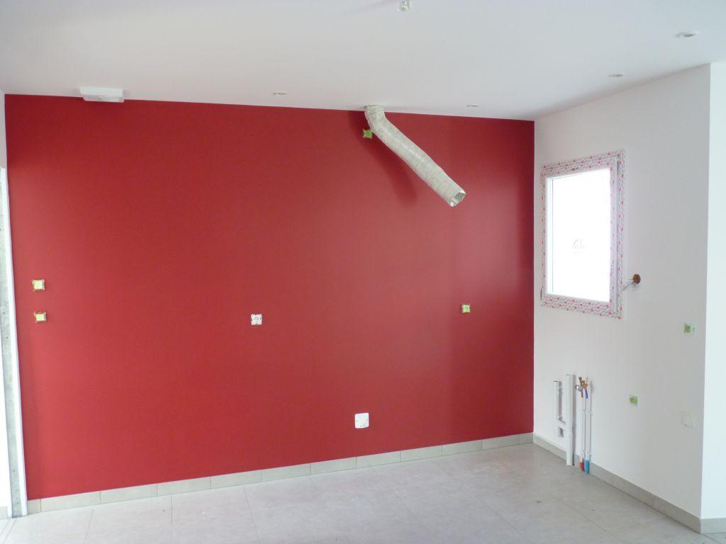 Avancement de la peinture st sebastien sur loire loire atlantique - Retouche peinture plafond ...