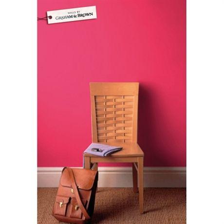Quelles couleurs de papier peint pour mes princesses 24 messages for Peinture rose fushia chambre