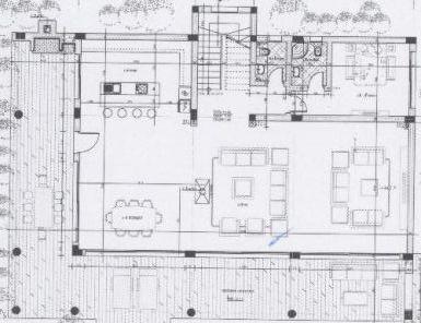 plan maison moderne maroc