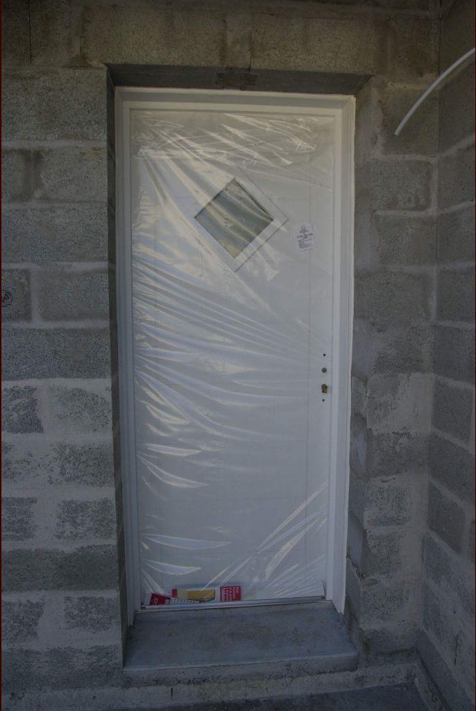 Porte d'entrée Bel'm modèle pachanga