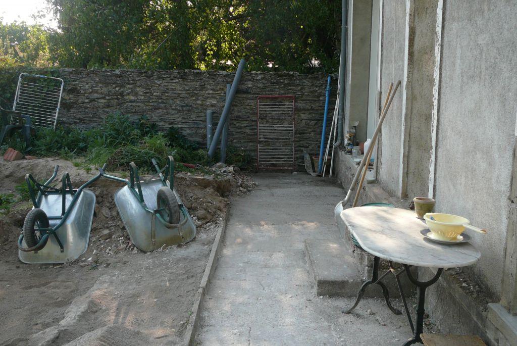 """Une partie de """"la terrasse"""""""