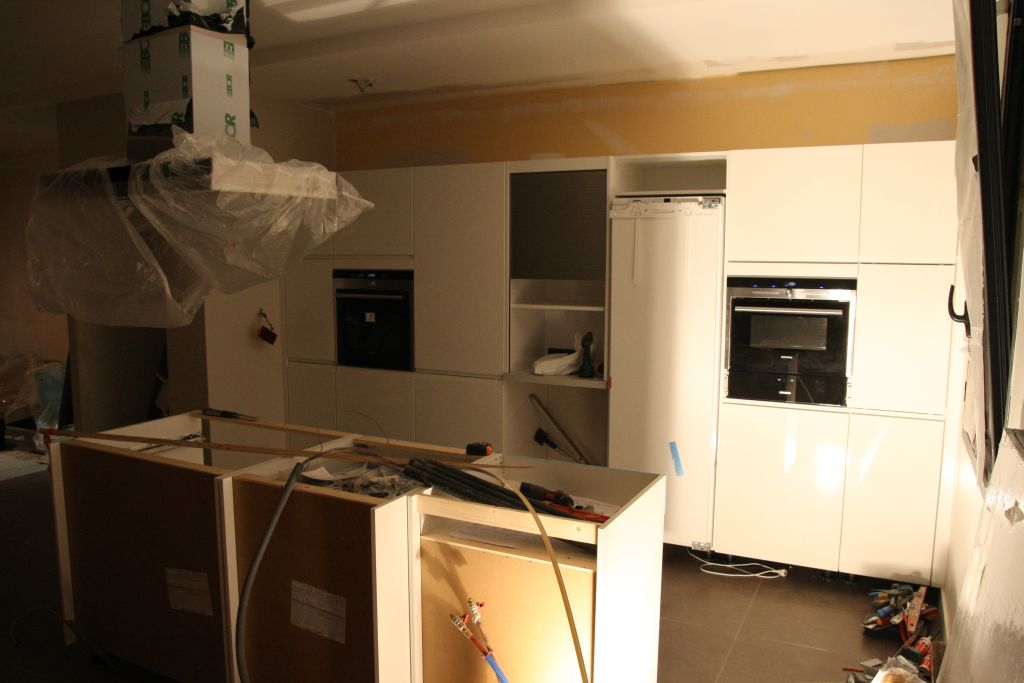 cuisine beckermann d marrage du montage perpignan. Black Bedroom Furniture Sets. Home Design Ideas