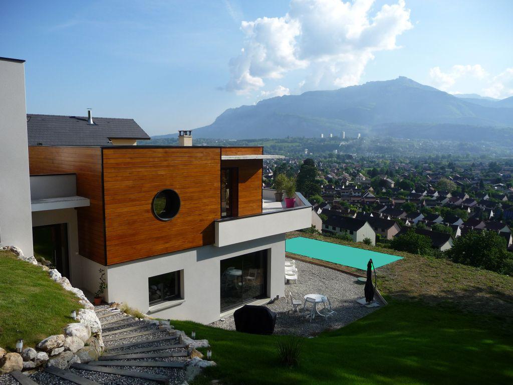Piscine - La Motte Servolex (Savoie - 73) - mai 2011