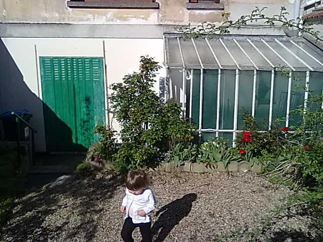 Petite Terrasse devant la maison