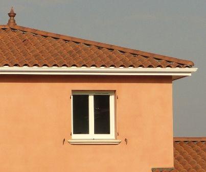 Maison eric et emilie genay rhone - Couleur terre de sienne ...