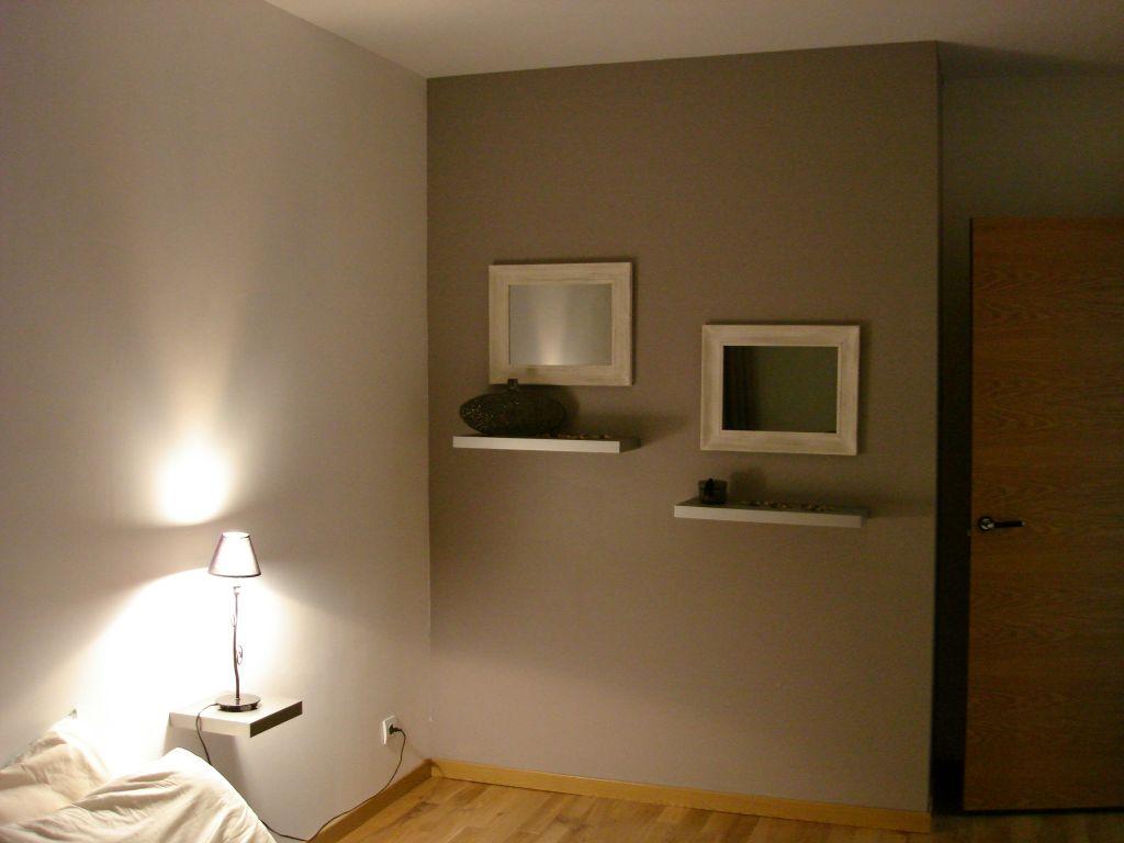 Décoration Chambre d'amis 14.8m2 - Craonne (Aisne - 2) - mai 2011