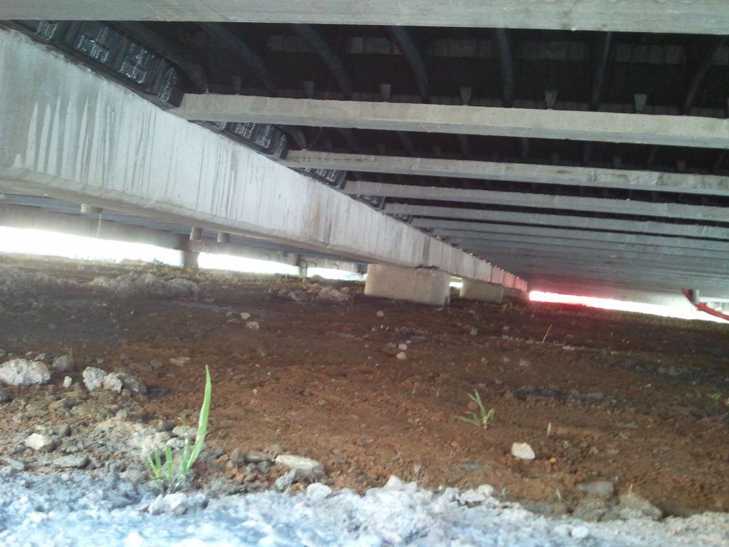 Notre construction pres de dijon on a les clefs dijon cote d 39 or - Construction sans vide sanitaire ...