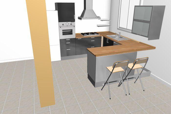 Dessiner sa cuisine logiciel gratuit pour meuble de for Logiciel gratuit pour amenager sa cuisine