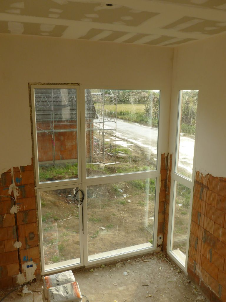 photo pl tre traditionnel pour le vide sur salon isolation bas rhin 67. Black Bedroom Furniture Sets. Home Design Ideas