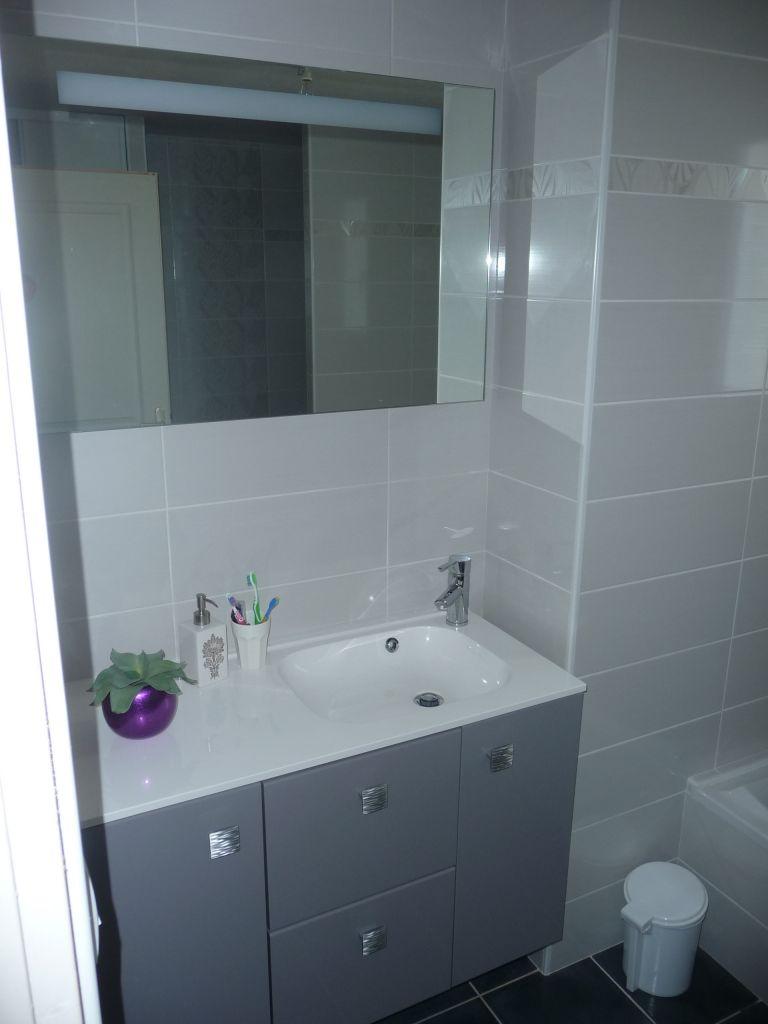 Salle de bain - meuble lavabo