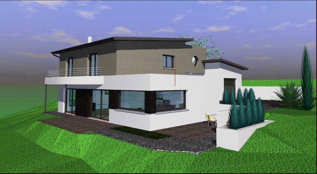 Fenetre d 39 angle de par trop grand ou normal - Maison avec angle casse ...