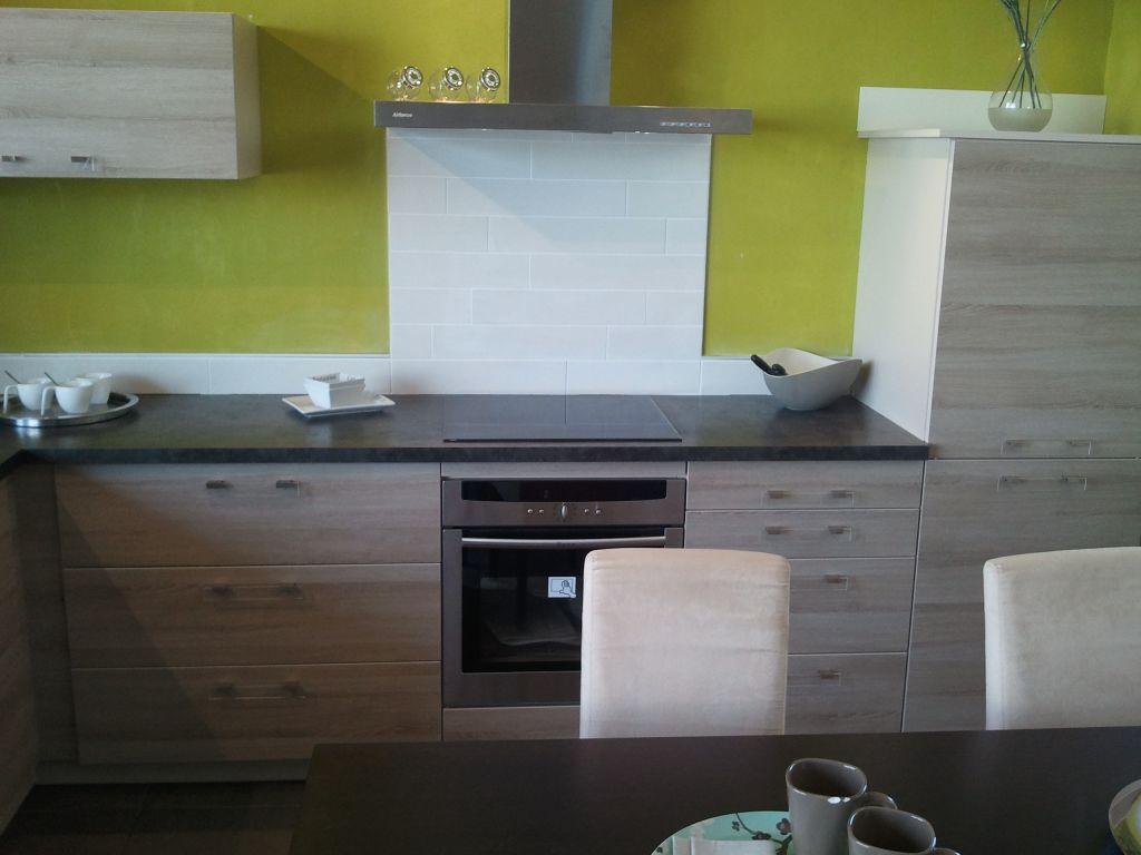Couleur des meubles de la cuisine qu'on a choisi