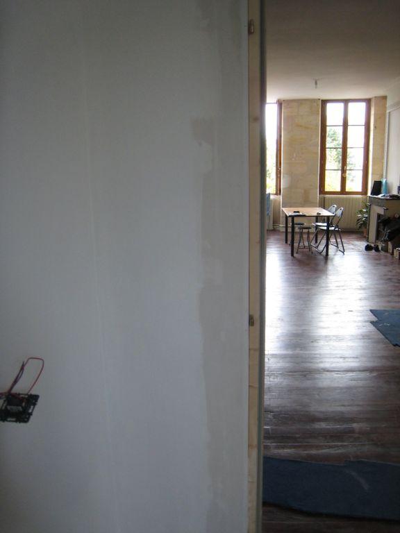 Reboucher Vide AuDessus DUne Porte Cloison En Brique   Messages