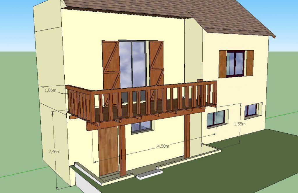 Terrasse et permis de construire 22 messages - Permis de construire terrasse ...