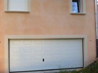 Comment r parer mon linteau de garage de 5 m tres de long for Reparer une porte de garage