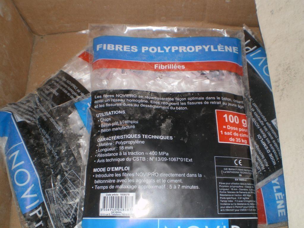fibres PP