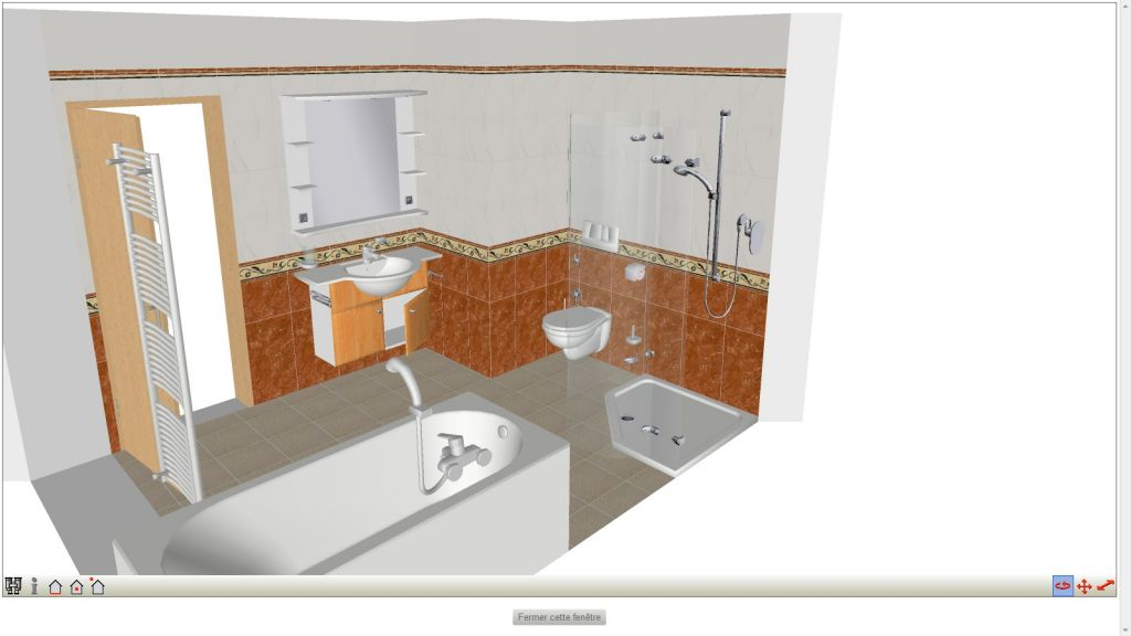 Am thyste cheminot 57420 cheminot moselle - Plan de salle de bain 3d ...