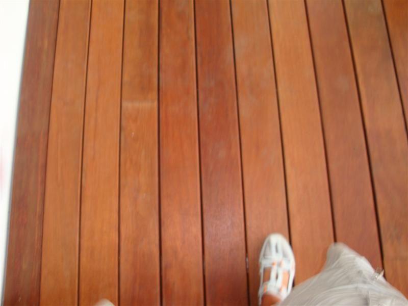 Deck Kohu avec fixations invisibles Trop cool